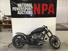 VICTORY MOTORCYCLES 8-BALL KINGPIN 2009г.