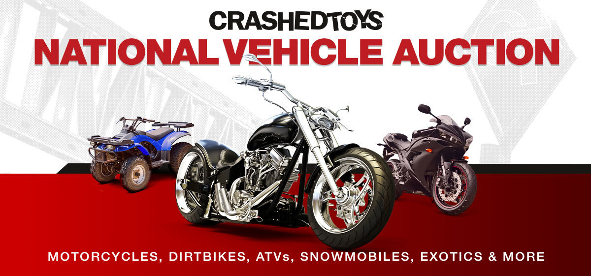 Crashed Toys National Vehicle Auctions