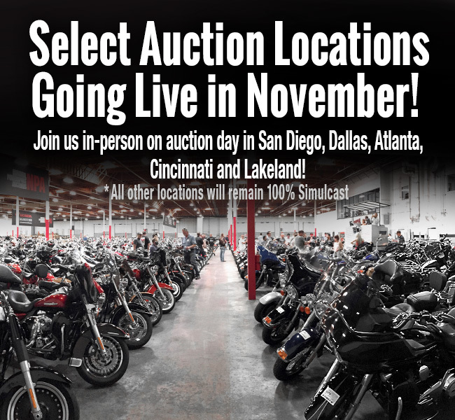 NPA Live Auctions